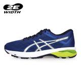 (男) ASICS GT-1000 6 慢跑鞋-2E-寬楦 路跑 亞瑟士 藍芥末綠