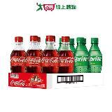 可樂雪碧寶特瓶350ml*12