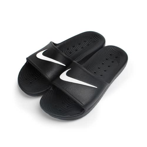 (男) NIKE Kawa Shower 排水拖鞋 黑 832528-001 男鞋 鞋全家福