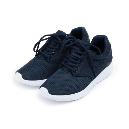 (男) RED ANT 綁帶休閒萊特鞋 藍 男鞋 鞋全家福
