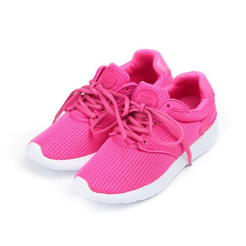 (女) RED ANT 網布輕量休閒鞋 桃 女鞋 鞋全家福