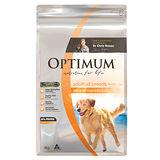 OPTIMUM成犬狗乾糧-牛肉鮮蔬及米3kg