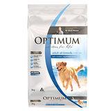 OPTIMUM成犬狗乾糧-雞肉鮮蔬及米3kg