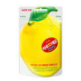 J-LOTTE每日鮮果軟糖-檸檬風味52g