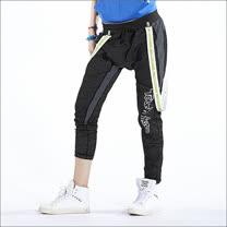 TOUCH AERO全長雙色嘻哈褲 TA599 (商品圖不含配件)