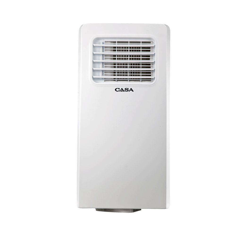 CASA 全發科 移動式空調專家 (CA-10672W) 送 多功能延長線+CASA直流變頻風扇