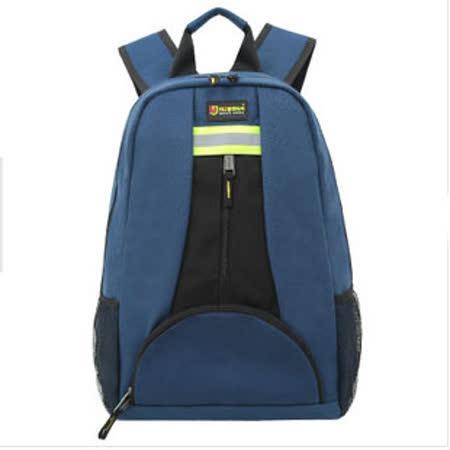雙肩帆布工具背包多功能電工包電梯維修工具包帆布加厚
