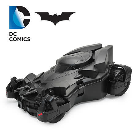 【nicegoods 好東西】RIDAZ原廠跑車兒童行李箱-蝙蝠俠車