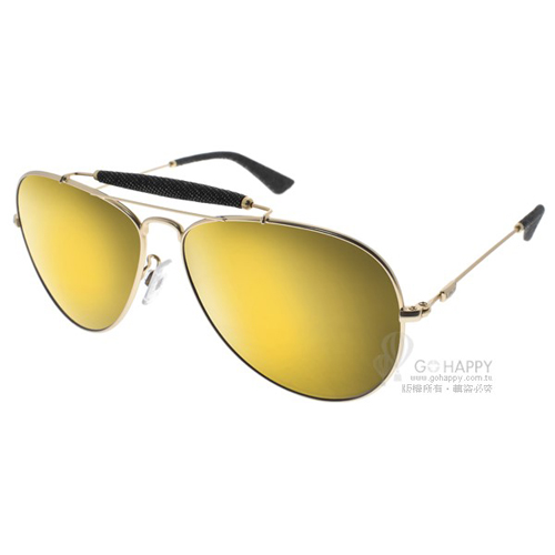 LEVIS 水銀太陽眼鏡 帥氣飛官款 (金) #LS91064 GOLD