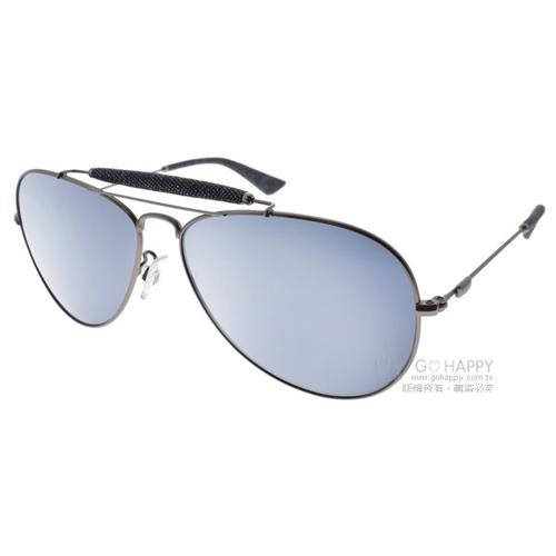 LEVIS 水銀太陽眼鏡 帥氣飛官款 (槍銀) #LS91064 GUN