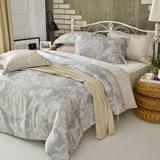 英國Abelia《薩卡爾》雙人木漿纖維四件式兩用被床包組