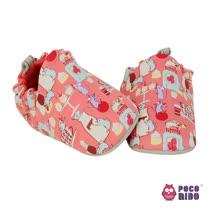 英國 POCONIDO 純手工柔軟嬰兒鞋 (料理鼠王)