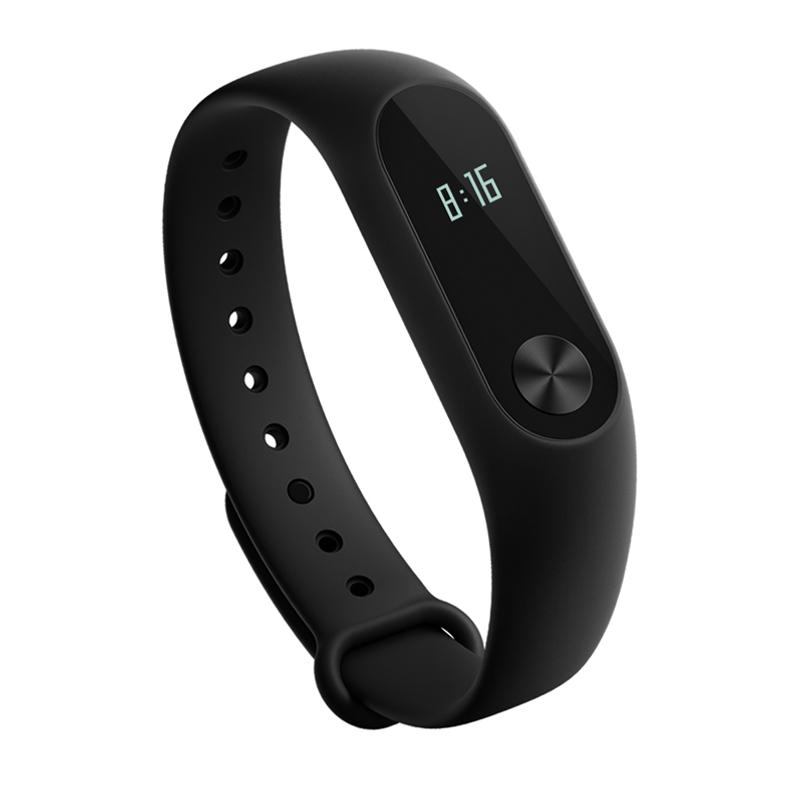 【買一送一】MI 小米手環2 心率智慧手環 (平行輸入)