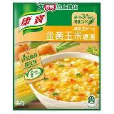 康寶濃湯自然原味金黃玉米56.3g*2入/袋