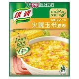 康寶濃湯自然原味火腿玉米49.7g*2入/袋