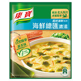 康寶濃湯自然原味海鮮總匯38.3g*2入/袋