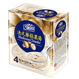三點一刻法式蘑菇濃湯18g*4入/盒