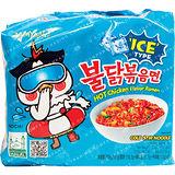 三養火辣雞肉風味冷麵151g*5入/袋