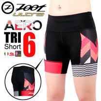 ZOOT AERO 6吋頂級碳離子CC鐵人褲