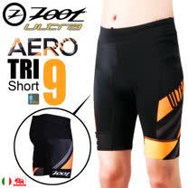 ZOOT AERO 9吋頂級碳離子CC鐵人褲
