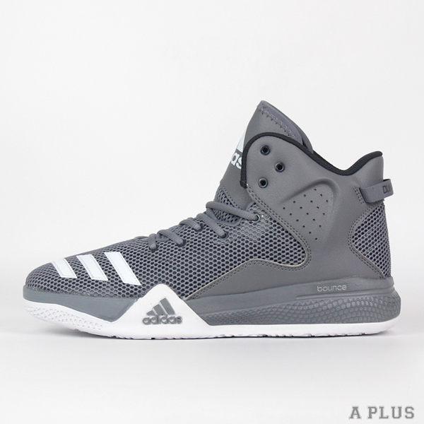 adidas 男 DT BBALL MID 籃球鞋 - AQ7754
