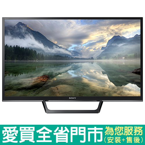 SONY49型液晶電視KDL-49W660E含配送到府+標準安裝