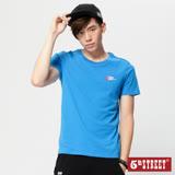 5th STREET 基本LOGO圓領短袖T恤-男-土耳其