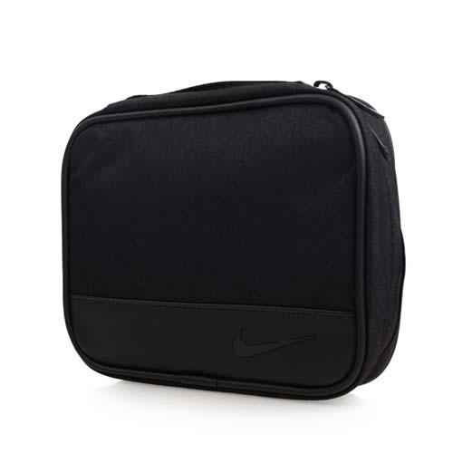 NIKE GOLF 高爾夫休閒手提包-置物包 收納包 隨身包 萬用包 高爾夫球 黑 F