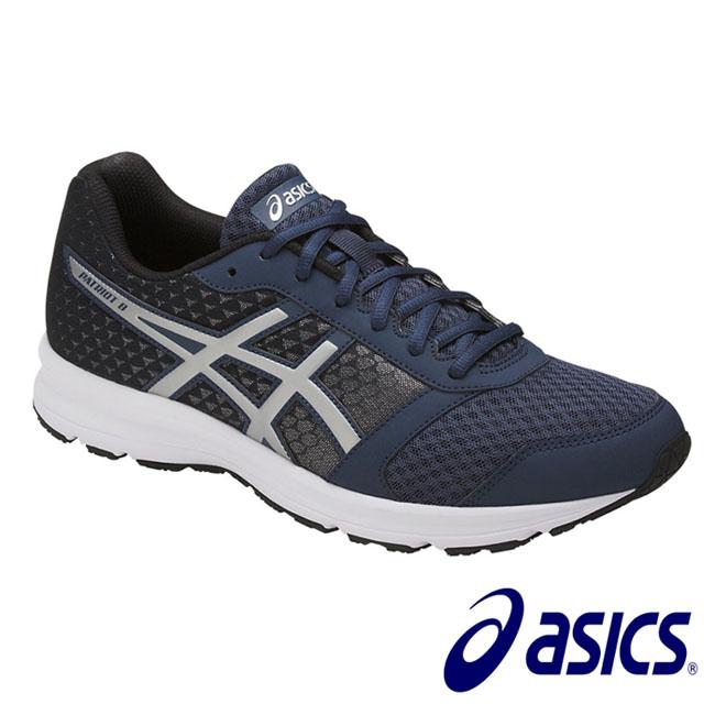 ASICS 亞瑟士 PATRIOT 8 男慢跑鞋 運動鞋 T619N-5093