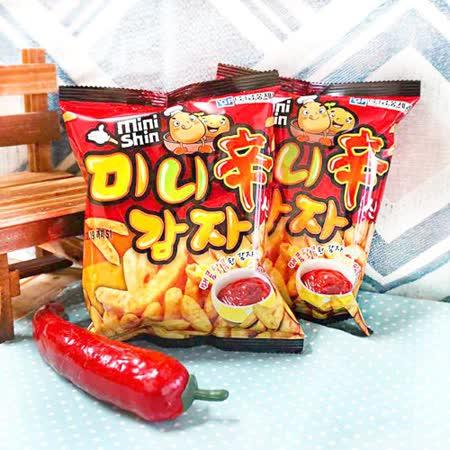 【GP 】馬鈴薯薯條-甜辣炒年糕味
