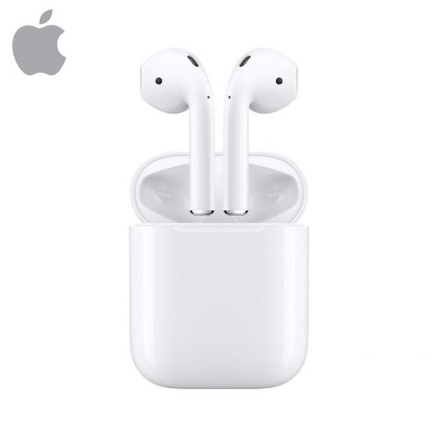 Apple 原廠配件 AirPods 藍芽耳機 MMEF2TA/A