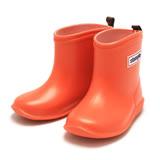 日本stample兒童雨鞋-陽光橘