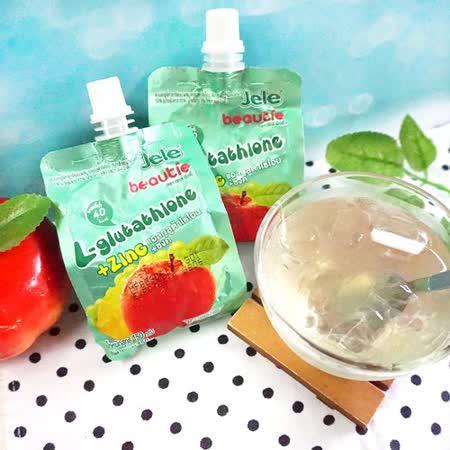 【JELE BEAUTIE】蘋果果汁果凍