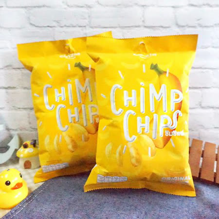 【CHIMP CHIPS】香蕉脆片