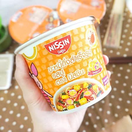【NISSIN】日清杯麵-蟹肉味