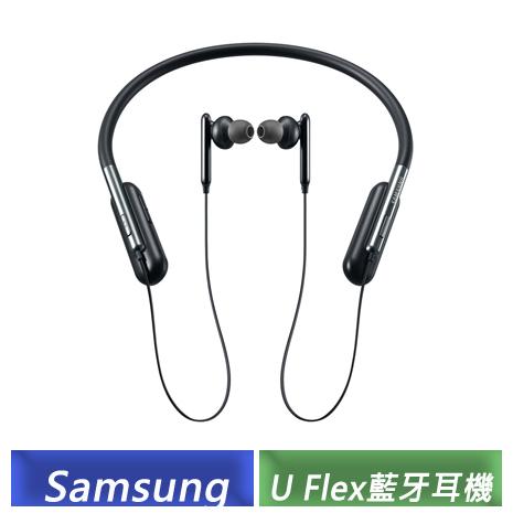 Samsung U Flex 簡約頸環式藍牙耳機 (霧黑/雪白/海藍)