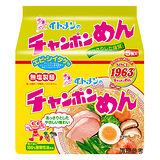 伊藤強棒拉麵鮮蝦香菇味100g*5入/袋