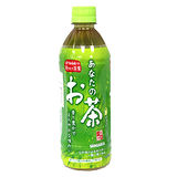 SANGARIA綠茶500ml