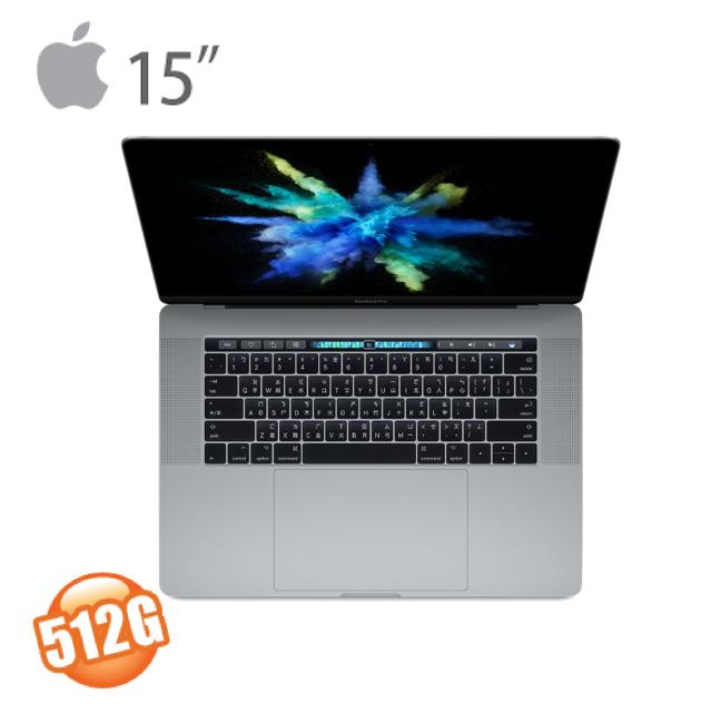 Apple Macbook Pro Retina 15.4吋 i7 2.9GHz/16GB/512GB Touch Bar 灰 MPTT2TA/A