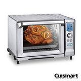 美膳雅Cuisinart 22L微電腦不鏽鋼旋風式烤箱TOB-200TW