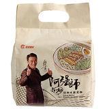 阿強師手打麵勁夠味酸菜麵145g*4入/袋