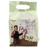 阿強師手打麵濃厚胡麻醬香135g*4入/袋