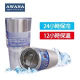 【AWANA】不鏽鋼#304冰壩杯(900ml)3入