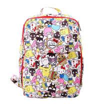 【美國JuJuBe媽咪包】HelloKitty聯名款MiniBe迷你後背包-Hello Sanrio 三麗鷗,全員集合!