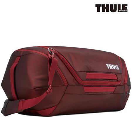 Thule 都樂Subterra Duffel 60L 旅行袋 TSWD-360磚紅色