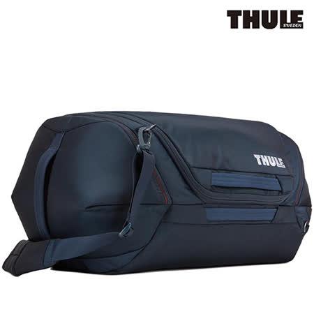 Thule 都樂Subterra Duffel 60L 旅行袋 TSWD-360礦藍色
