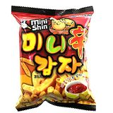MINI 旋風洋芋餅乾(辛)-甜辣口味 30g*10包組