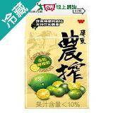 J-農搾金桔檸檬飲375ML /瓶