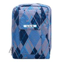 【美國JuJuBe媽咪包】MiniBe迷你後背包-Stargyle 星形菱格紋