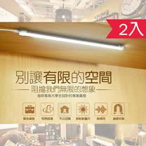 USB供電磁黏二用<br/>LED日光燈管(白光)